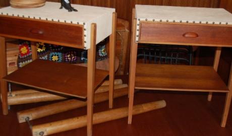 Sängbord, 50-tal