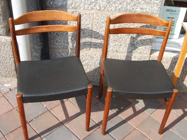 4 Jakaranda stolar ~ Möbeldepån