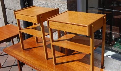 nattduksbord ~ Möbeldepån : nattduksbord teak : Inredning